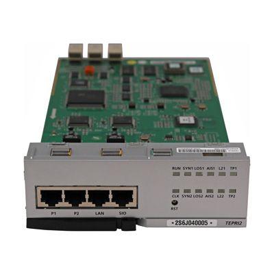 Samsung (TEPRI2) Two Circuit T-1 PRI Card (KPOS74BTEP/XAR) (Refurbished)