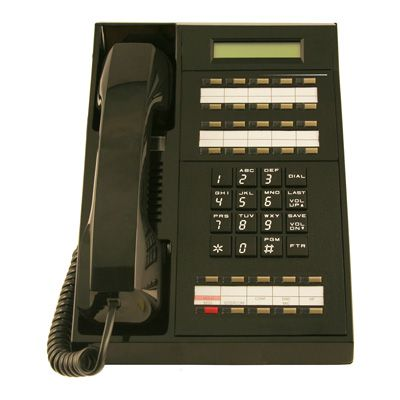 Nitsuko 88363 Telephone, 30-Buttons, Display, Speakerphone (Refurbished)