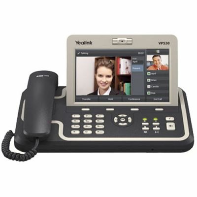 Yealink VP530 Business IP Video Phone (with PoE) (New)