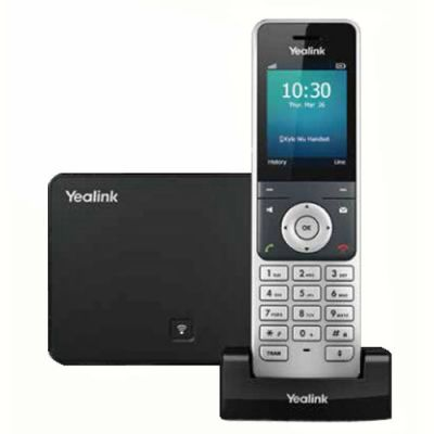 Yealink W56P IP DECT Base Station with W56H Handset (New)