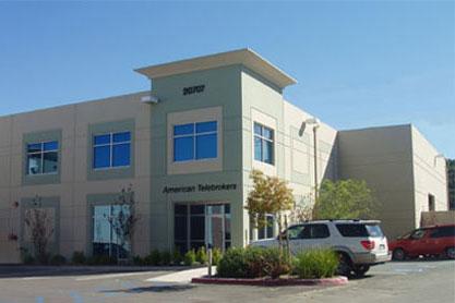 American Telebrokers Building Exterior